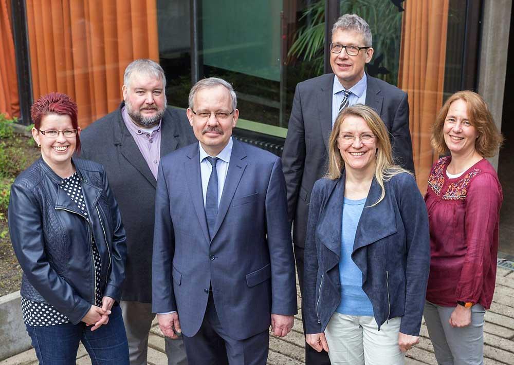 Das Team der Evangelischen Stadtakademie Düsseldorf